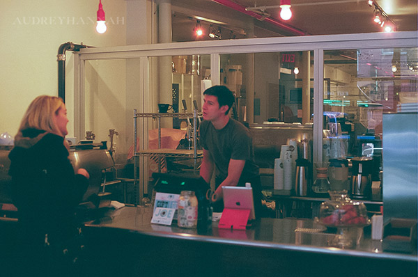 JOE coffee, NYC