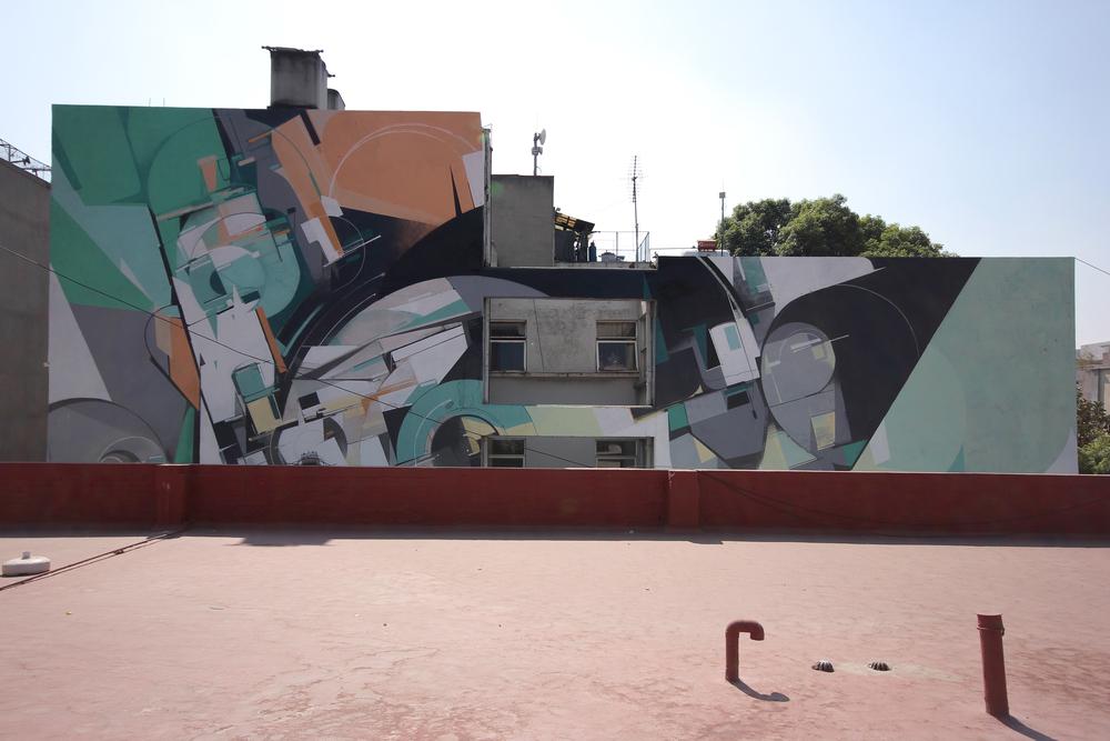 México DF, 2014   Ludens
