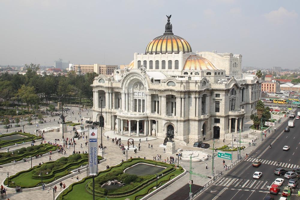 Palacio de Bellas Artes  México DF