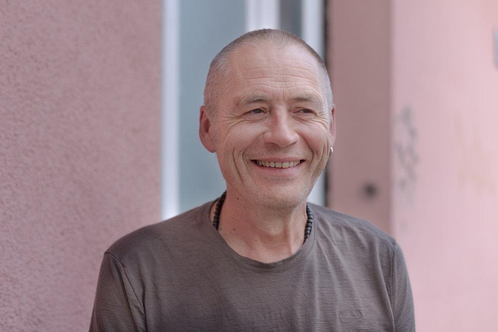 Sam Auinger , 2016