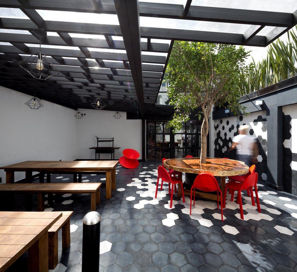 CDMX, 2018   wtf arquitectos , Sinuhé Vera