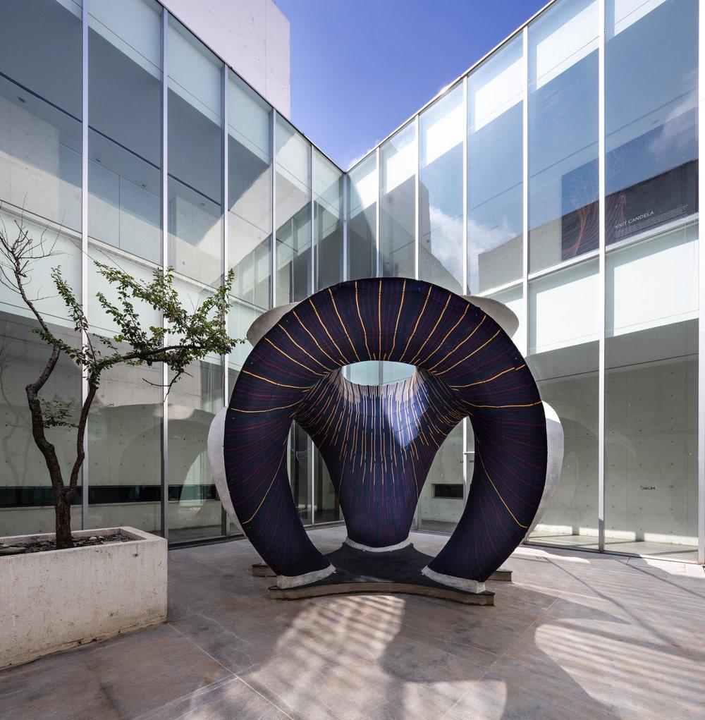 Block Research Group , MUAC  México 2018