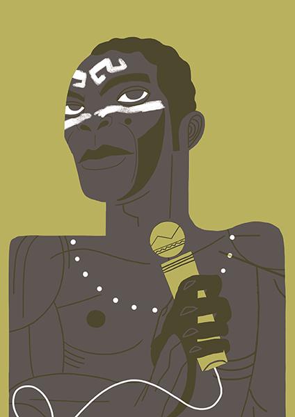 Fela by Steve McCarthy