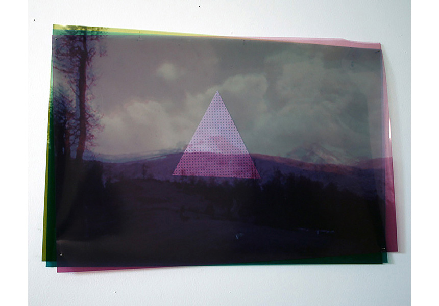 Inkjet and Silkscreen printed on Film