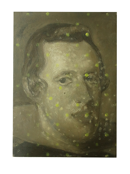 Philip's Head  XIII 20.5cm x 28.8cm ftlo.jpg