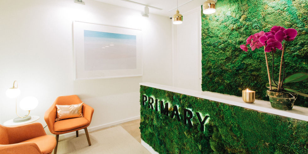 MEET PRIMARY: NYC'S COOLEST NEW WELLNESS-FOCUSED CO-WORKING SPACE