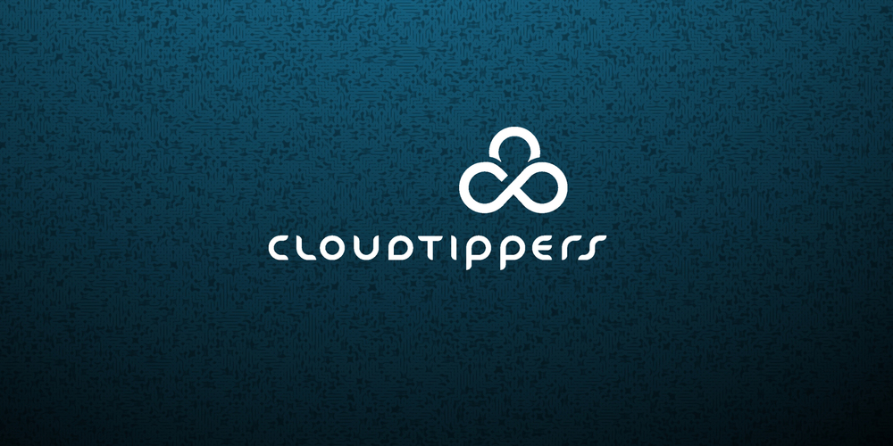 IDENTITY  Cloudtippers  A clear yet modern logo was needed to depict the cloud technologists to their clients. The image combination of a cloud and infinity icon was a ideal to capture the company's appeal.