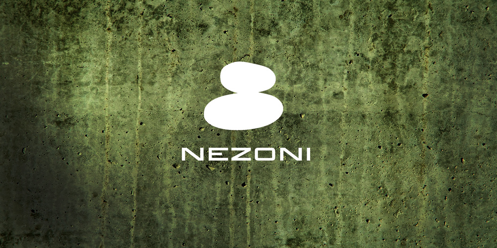 IDENTITY  Nezoni Architects  Milan based architecture firm Nezoni embodies the perfect match of design, nature and materials determining its use. They needed an identity that reelected high design along with organic sensibilities to material and form. The balance and simplicity of a cairn rock stack was poetic.