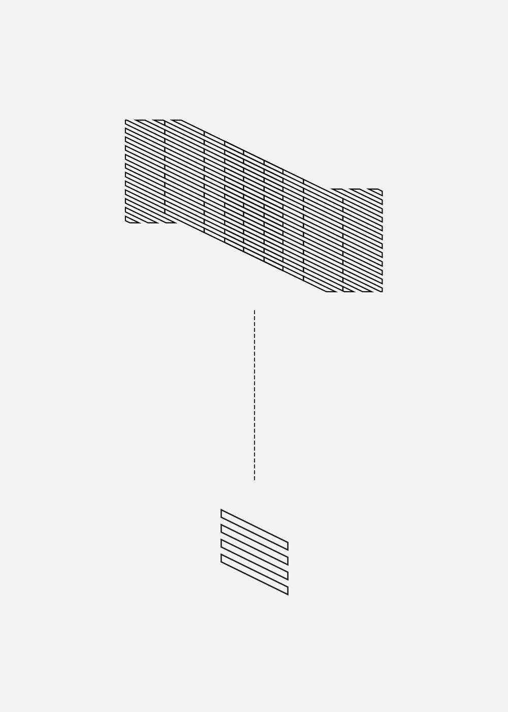 Detail 01 — Stairway Skeleton (Cement blocks)