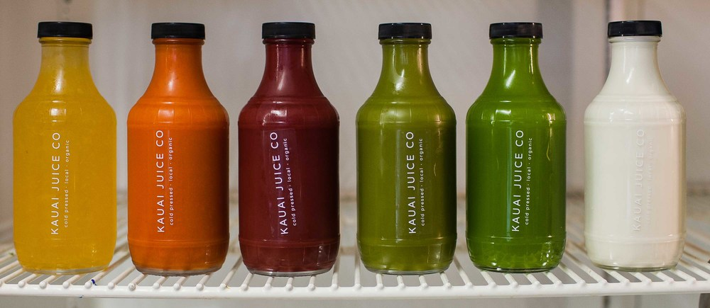 Interested in a juice cleanse? KJC offers several juice cleanses ranging from beginner to intermediate. See their online store for more information.
