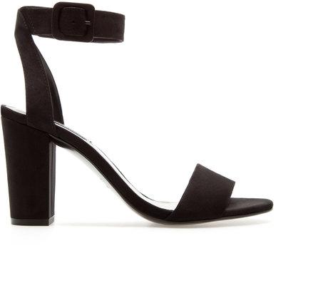 Zara Ankle Strap Sandals ($49)