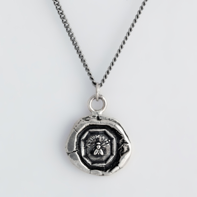 y Friend Talisman Necklace by Pyrrah