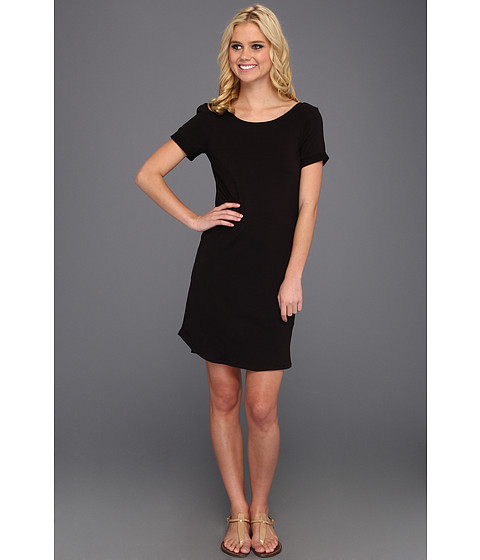 Low Scoop Neck Tee Dress by Splendid
