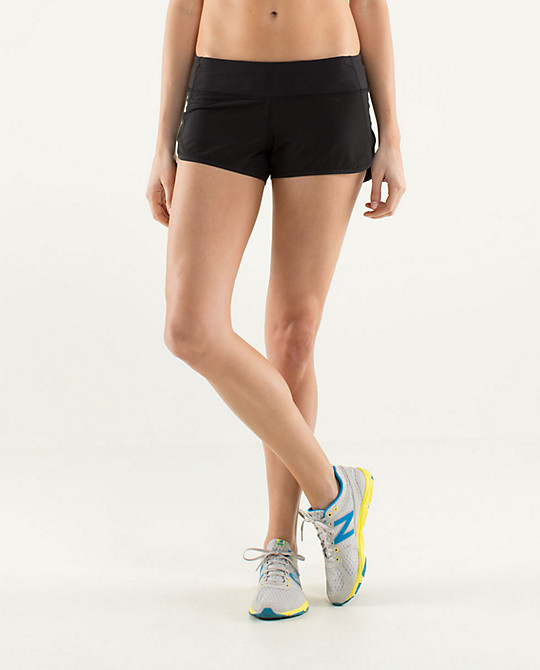 Run: Speed Shorts by Lululemon