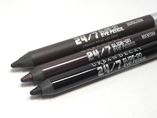 Urban Decay Triple Threat Eye Pencils