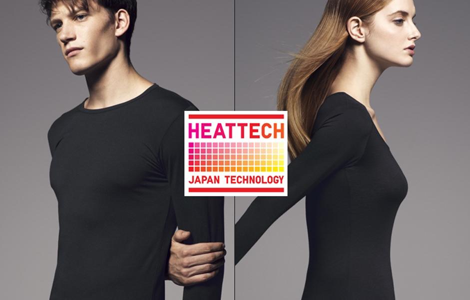 HeatTech Long Sleeve Tee by UNIQLO