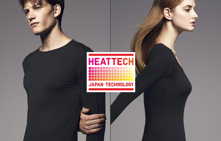 HeatTech Long Sleeve Tee, UNIQLO