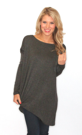 Piko Tunic Top