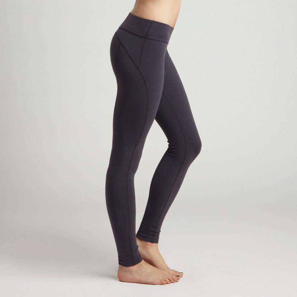 Side Panel Striped Long Leggings, Beyond Yoga