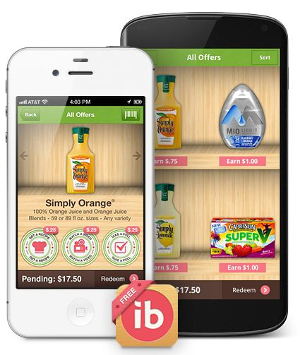 The Ibotta App