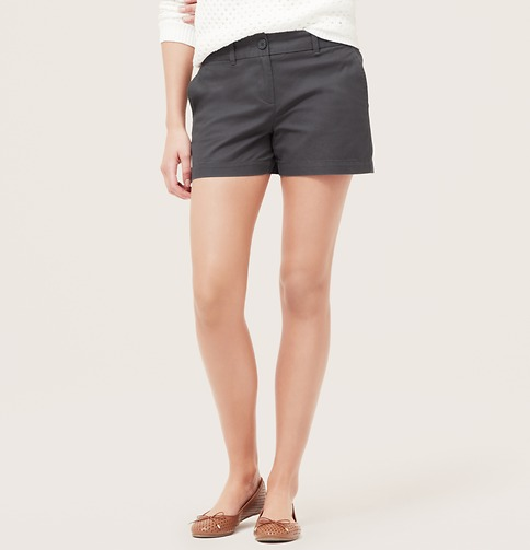 Loft Riviera Shorts with Four-Inch Inseam