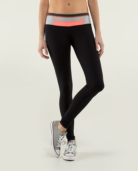 Wunder Under Pant with Full-On Luon by Lululemon