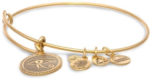 Alex and Ani Gold Wire Bangles