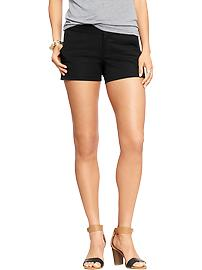 Old Navy Pixie-Stretch Twill Shorts