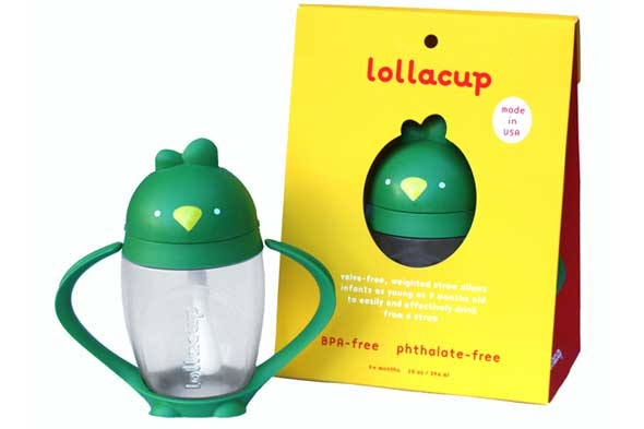 Lollacup Sippy Cup