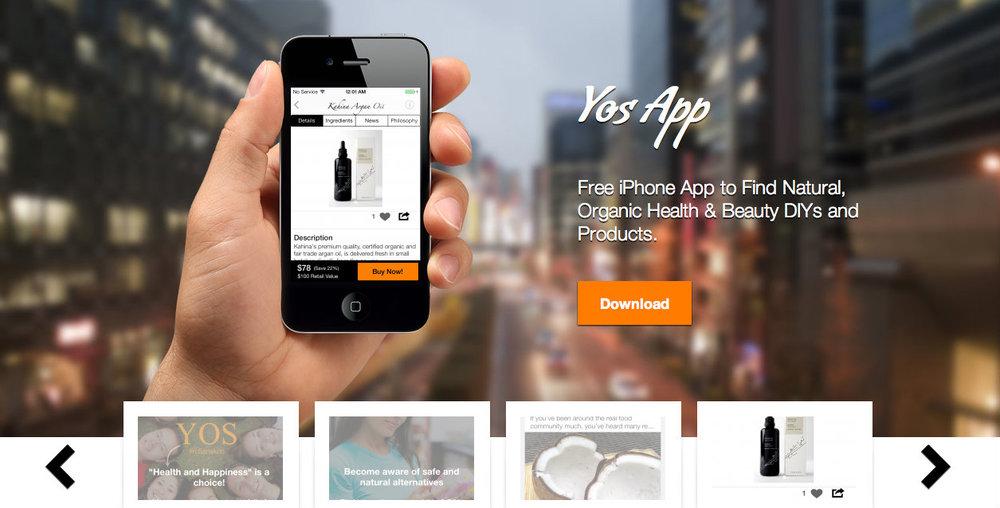 Yos Forever App