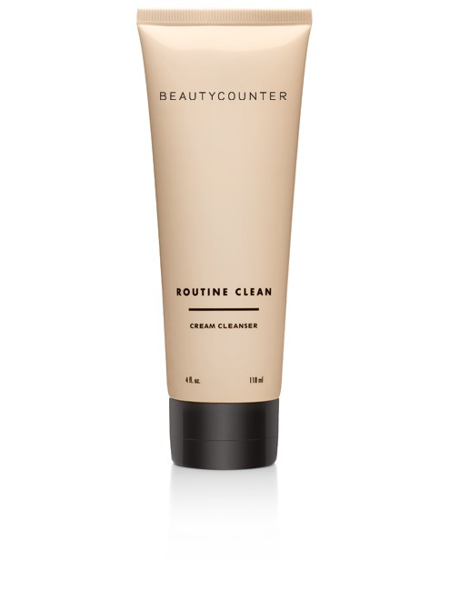 BEAUTYCOUNTER's Routine Clean Cream Cleanser