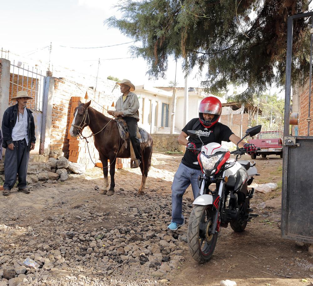 Las Estacas, Michoacán