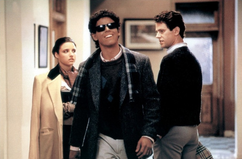 Our number one soul brotha, C. Thomas Howell in the delightfully racist film called Soul Man