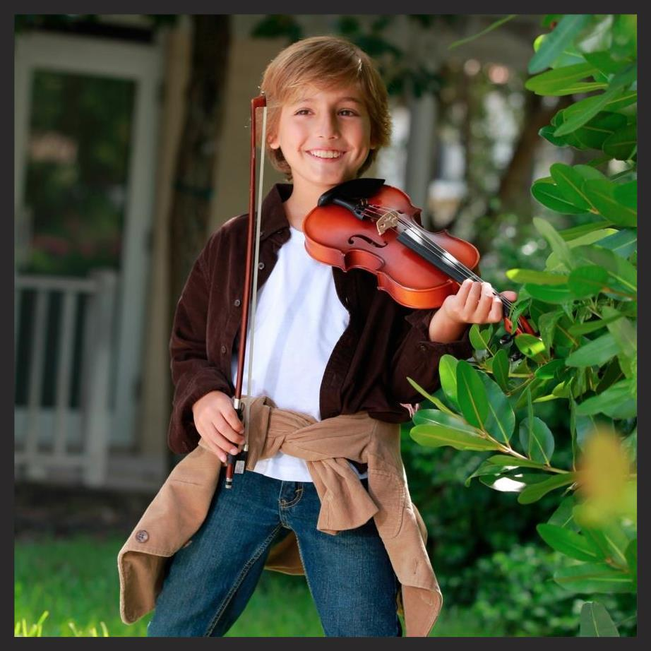 Click to learn about our Violin/Viola Program.