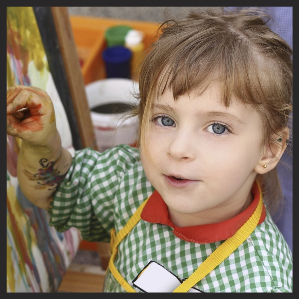 Click to find out more about Art Classes for Toddlers