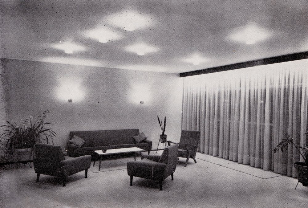 Residence of Mr and Mrs P. Moddel. Designed by Henry Rossler 1965.