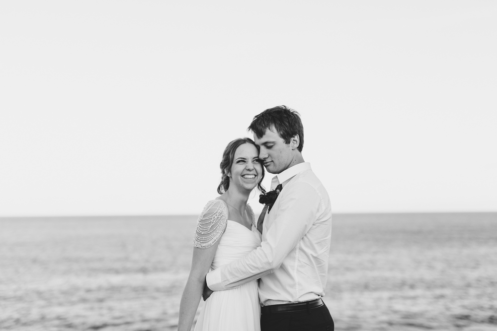 Sam & Leah - Coastal, Kurnell, Winter Wedding-148.jpg