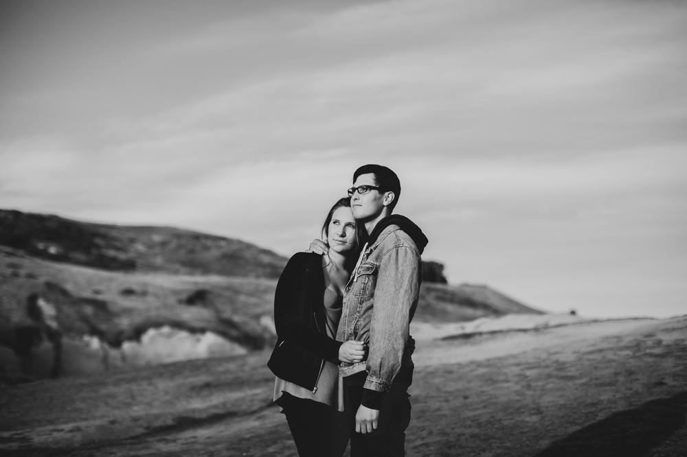 Ariana & Tim Engagement - Dunedin, New Zealand South Island - Samantha Heather Photography-19.jpg