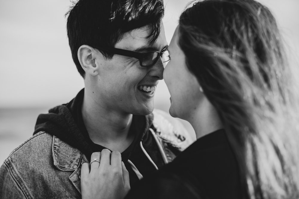 Ariana & Tim Engagement - Dunedin, New Zealand South Island - Samantha Heather Photography-29.jpg