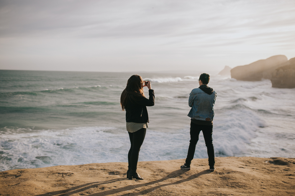 Ariana & Tim Engagement - Dunedin, New Zealand South Island - Samantha Heather Photography-31.jpg