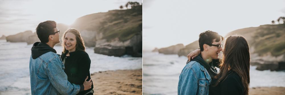 Ariana & Tim Engagement - Dunedin, New Zealand South Island - Samantha Heather Photography-36.jpg