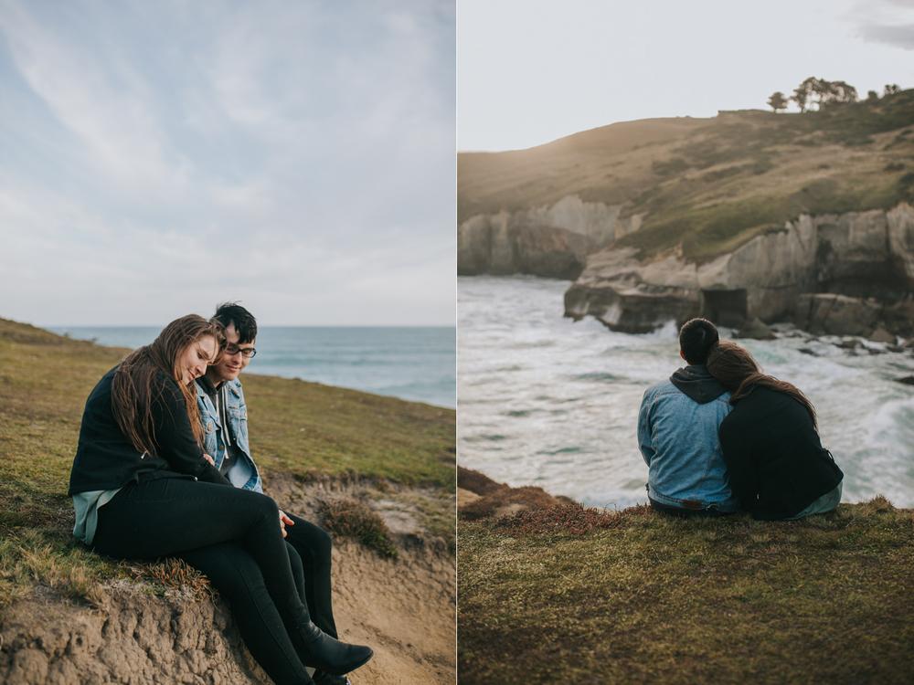 Ariana & Tim Engagement - Dunedin, New Zealand South Island - Samantha Heather Photography-49.jpg