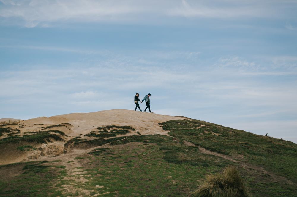 Ariana & Tim Engagement - Dunedin, New Zealand South Island - Samantha Heather Photography-57.jpg