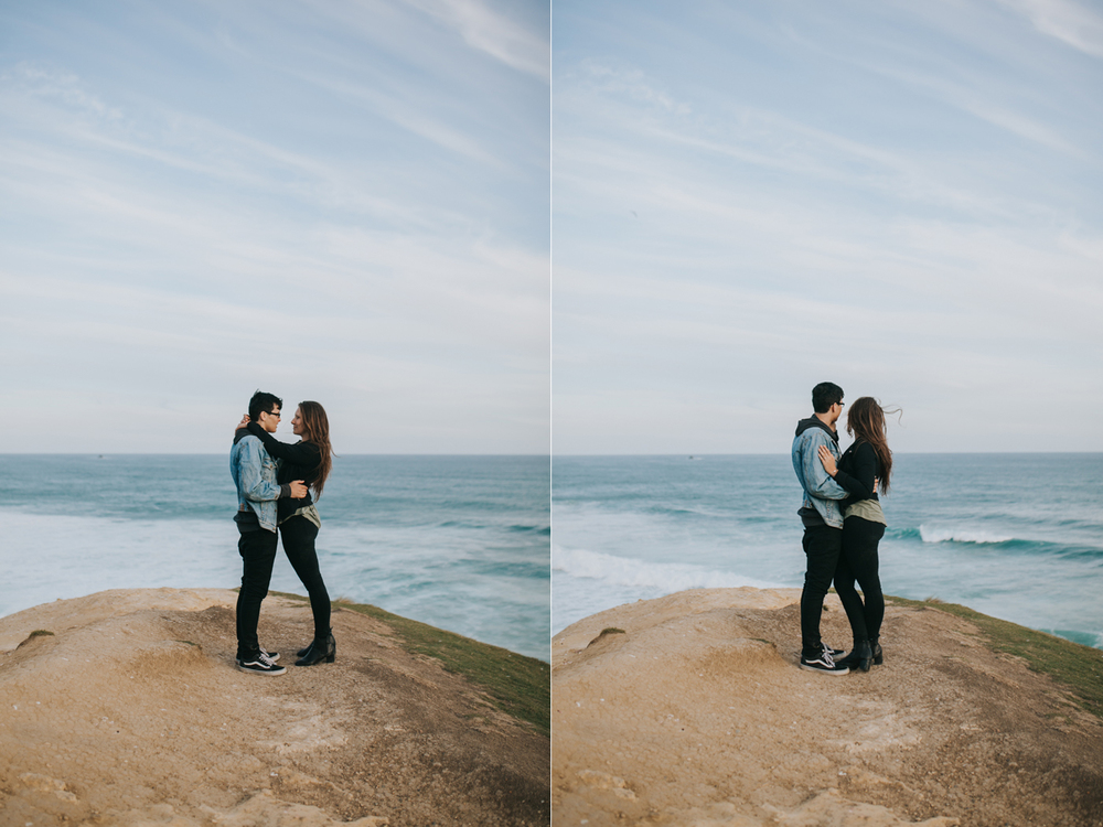 Ariana & Tim Engagement - Dunedin, New Zealand South Island - Samantha Heather Photography-58.jpg