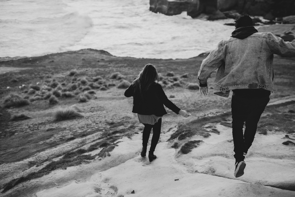 Ariana & Tim Engagement - Dunedin, New Zealand South Island - Samantha Heather Photography-71.jpg