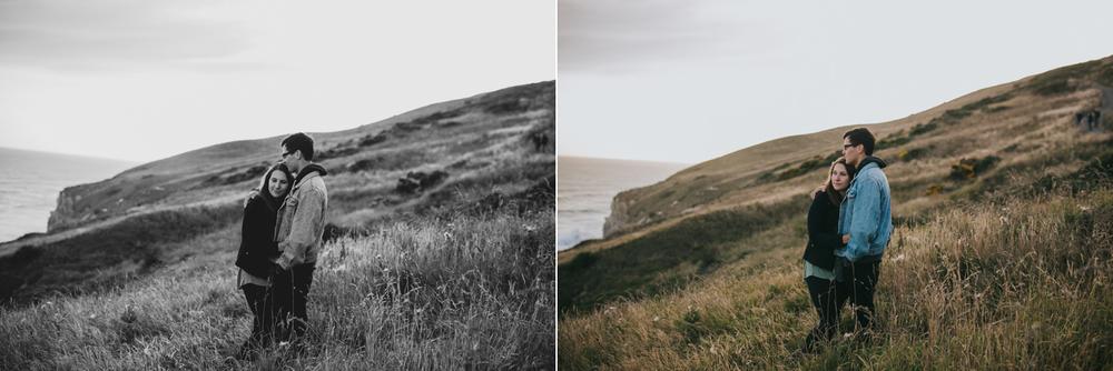 Ariana & Tim Engagement - Dunedin, New Zealand South Island - Samantha Heather Photography-75.jpg