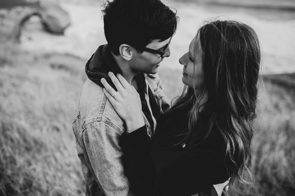 Ariana & Tim Engagement - Dunedin, New Zealand South Island - Samantha Heather Photography-90.jpg