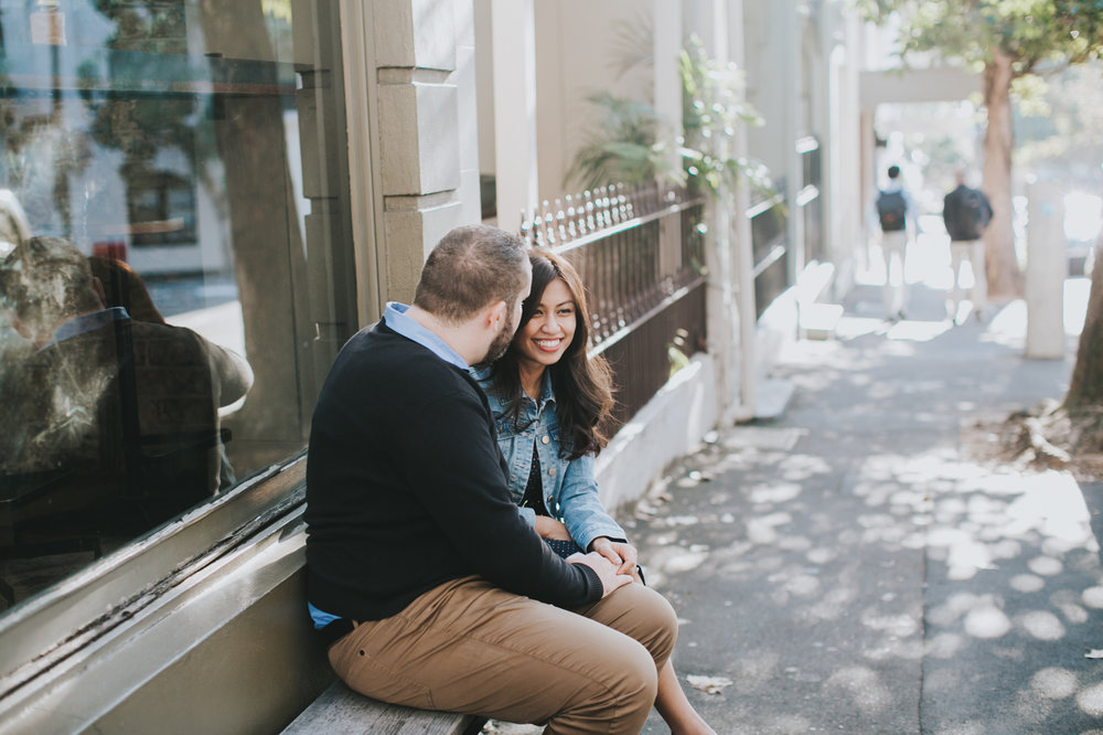 Nikole & Chris - Urban Autumn Sydney Engagement Session - Samantha Heather Photography-15.jpg