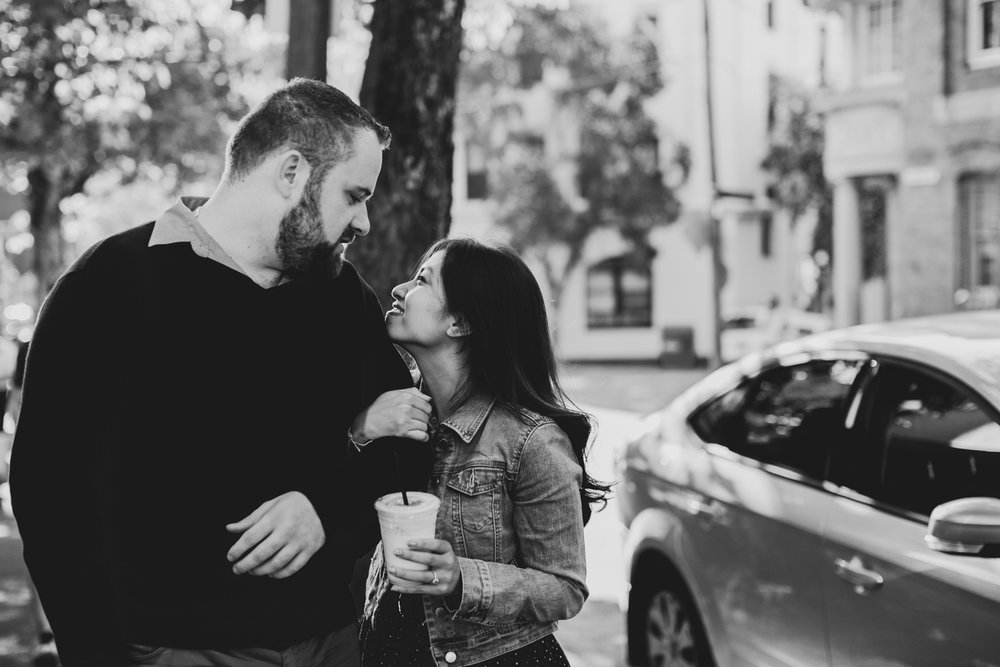 Nikole & Chris - Urban Autumn Sydney Engagement Session - Samantha Heather Photography-16.jpg