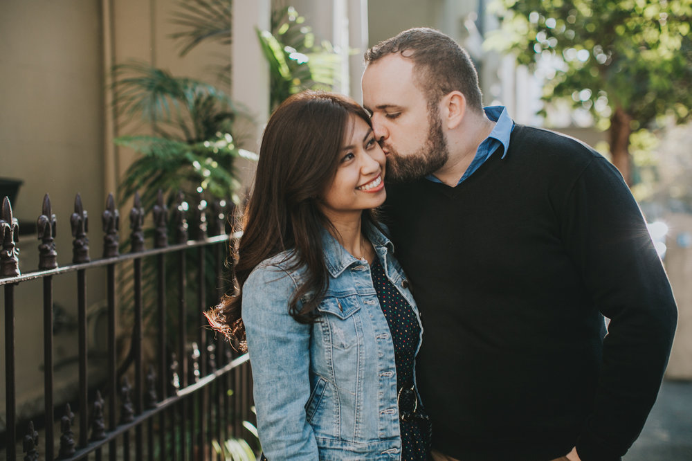 Nikole & Chris - Urban Autumn Sydney Engagement Session - Samantha Heather Photography-21.jpg